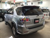 Toyota Đông Sài Gòn bán xe Fortuner V, 2012 màu bạc, pháp lý rõ ràng, chất lượng đảm bảo