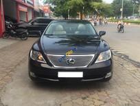 Cần bán xe Lexus LS 460L đời 2008, màu đen