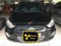 Bán Hyundai Accent 1.4 AT đời 2012, màu đen, nhập khẩu
