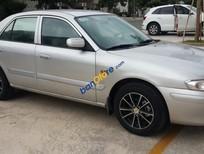 Bán Mazda 626 đời 2002, màu bạc số sàn