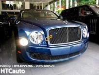 Bán xe Bentley Mulsanne Speed đời 2016, màu xanh, nhập khẩu Anh