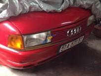 Cần bán xe Audi 80 2.0 1992, màu đỏ, nhập khẩu chính hãng