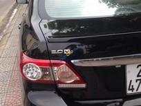 Bán Toyota Corolla altis 2.0 đời 2011, màu đen giá cạnh tranh