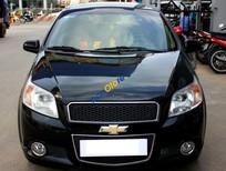 Cần bán gấp Chevrolet Aveo LTZ 1.5AT đời 2014, màu đen số tự động