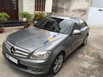 Bán ô tô Mercedes C200, màu xám (ghi), nhập khẩu