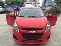 Cần bán xe Chevrolet Spark 1.2 MT 2016, màu đỏ, 279tr