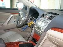 Cần bán xe Toyota Camry 2.4 năm 2007, màu đen