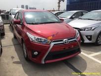 Bán Toyota Yaris E đời 2016, màu đỏ, nhập khẩu chính hãng, 636tr