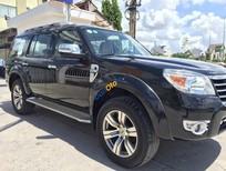 Cần bán Ford Everest MT 2011, màu đen, giá cạnh tranh, bao test hãng