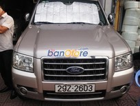 Ford Everest 4x2MT 2007