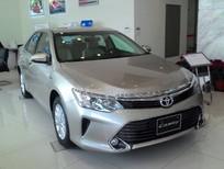 Giá bán xe Toyota Camry 2.0E 2016, xe thế hệ mới, giao ngay, hỗ trợ trả góp lãi suất tốt nhất