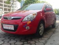 Bán Hyundai i20 1.4AT đời 2011, màu đỏ giá cạnh tranh