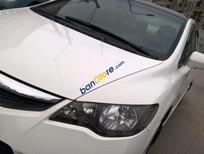 Cần bán Honda Civic 1.8AT đời 2011, màu trắng, 580 triệu