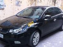 Bán Kia Forte MT đời 2012, màu đen, giá 440 triệu