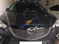 Bán Mazda CX 5 AT đời 2014, màu đen, 880tr