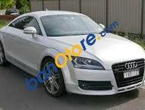 Bán ô tô Audi TT đời 2007, màu trắng, nhập khẩu chính hãng