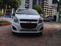 Bán ô tô Chevrolet Spark van đời 2013 fom 14, màu trắng, xe nhập