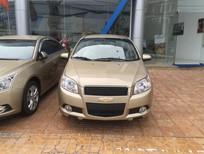 Chevrolet Aveo AT sản xuất 2016, màu vàng cát, liên hệ Ms. Uyên 0933471312 để được hỗ trợ và nhận giá ưu đãi