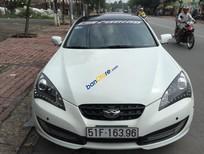 Bán xe cũ Hyundai Genesis đời 2010, màu trắng xe gia đình