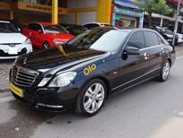 Bán Mercedes E250 đời 2011, màu đen