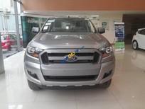 Ford An Đô: Cần bán Ford Ranger XLS 4x2 MT màu bạc xám, hỗ trợ trả góp toàn quốc, giao xe toàn quốc