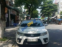 Cần bán xe Kia Cerato Koup đời 2010, màu trắng số tự động, 500 triệu