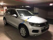 Dòng SUV Nhập Đức Volkswagen Touareg 3.6L GP sản xuất 2014, màu bạc. LH Hương 0902608293