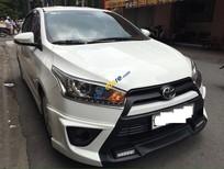 Cần bán Toyota Yaris 1.3G máy xăng đời 2016, màu trắng, nhập khẩu chính hãng