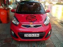 Cần bán xe Kia Morning Van năm 2011, màu đỏ, nhập khẩu