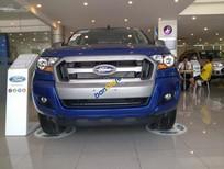 An Đô Ford: Bán xe Ford Ranger XLS 4X2 AT màu xanh đậm, hỗ trợ trả góp, liên hệ đàm phán giá tốt nhất