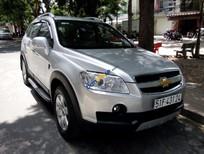 Cần Bán Chevrolet Captiva (LT) sản xuất 2008, màu bạc, gia đình sử dụng kỹ zin 98%