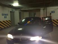 Bán ô tô BMW 318i đời 2005, màu đen, nhập khẩu, giá 355tr