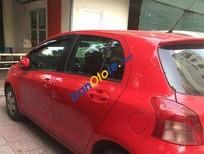 Cần bán xe Toyota Yaris AT đời 2008, màu đỏ