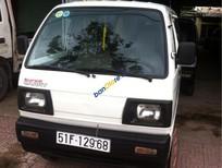 Bán ô tô Suzuki Carry Van đời 2003, màu trắng