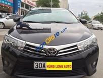 Bán Toyota Corolla Altis 1.8G AT đời 2015, màu đen số tự động