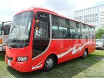 Thông tin bán xe khách Samco Felix 5.2L 29 chỗ, hỗ trợ vay và trả góp