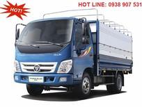 Bán xe Ollin 345 - Ollin K 2800 2 tấn 4, thùng dài 3m7, tặng 100% thuế trước bạ, liên hệ 0938 907 531