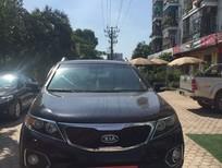 Cần bán lại xe Kia Sorento LIMITED 2010, màu đen, xe nhập liên hệ 0906112668