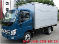 Tặng 100% thuế trước bạ khi mua xe tải Ollin 345 - K 2800 2 tấn 4, giá tốt nhất hiện nay