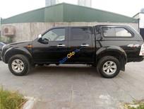 Cần bán xe Ford Ranger XLT đời 2009, màu đen số sàn, giá chỉ 395 triệu