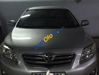 Bán Toyota Corolla Altis 1.8AT sản xuất 2009, màu bạc, giá 570tr