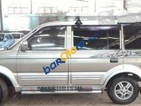 Cần bán lại xe Mitsubishi Jolie MT sản xuất 2003, màu bạc số sàn giá cạnh tranh