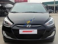 Bán Hyundai Accent Blue 1.4AT đời 2015, màu đen, xe nhập, 574tr