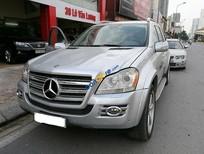 Bán ô tô Mercedes GL 550 AMG sản xuất 2007, màu bạc, nhập khẩu