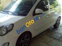 Bán Kia Morning MT sản xuất 2012, màu trắng số sàn