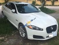 Xe cũ chính chủ - cần bán xe Jaguar XF năm 2014, màu trắng, nhập khẩu nguyên chiếc, không phải chính chủ tặng xe