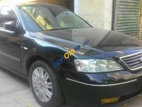 Cần bán Ford Mondeo 2.5 đời 2004, màu đen