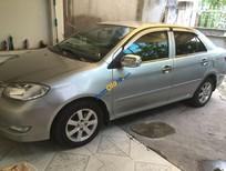 Cần bán gấp Toyota Vios G 2005, màu bạc xe gia đình