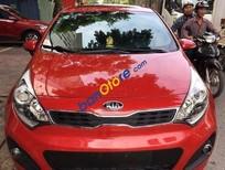 Cần bán gấp Kia Rio AT đời 2013, màu đỏ, nhập khẩu chính hãng, giá 510tr