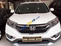 Cần bán lại xe Honda CR V 2.0 đời 2015, màu trắng